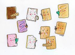 Pop Tart clipart toaster