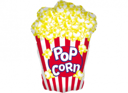 Popcorn clipart carton