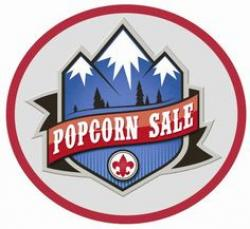 Popcorn clipart cub scout