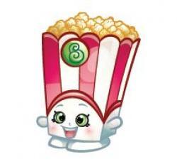 Popcorn clipart shopkins