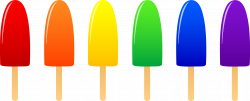 Pop Art clipart popsicle