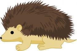 Echidna clipart hedgehog
