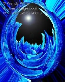 Portal clipart space