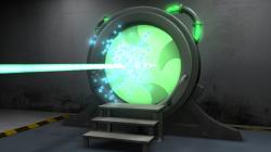 Portal clipart time machine