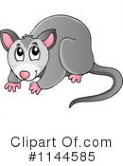 Opossum clipart australian possum