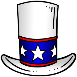 Uncle Sam clipart original