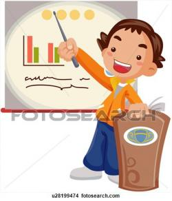 Poster clipart presentation