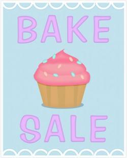 Sponge Cake clipart bake sale item