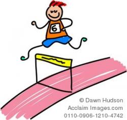 Poster clipart sports day