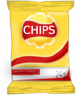 Biscuit clipart potato chip