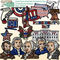 Presidents clipart american history