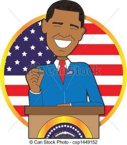 Politics clipart presidential