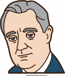 Presidents clipart franklin d roosevelt