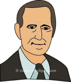 Presidents clipart george bush