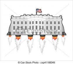 White House clipart american government