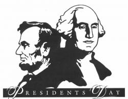 Washington clipart Lincoln Clipart
