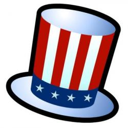 Uncle Sam clipart patriotic