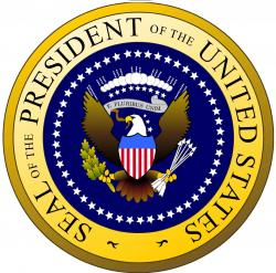 Presidents clipart president seal