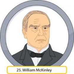 Presidents clipart william mckinley