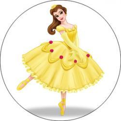 Ballerina clipart belle