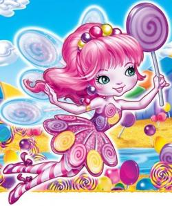 Princess clipart candy