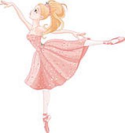 Princess clipart dancing