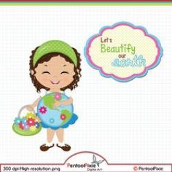Princess clipart environmental