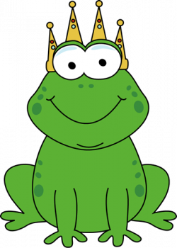 Symmetry clipart baby frog