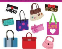 Products clipart cute bag