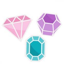 Princess clipart jewels