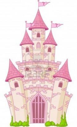 Princess clipart palace