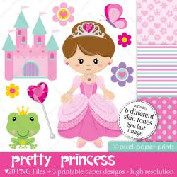 Princess clipart pretty princess