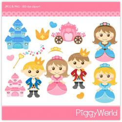 Crown clipart fairytale
