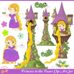 Towers clipart princess tower