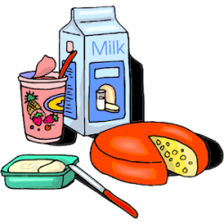 Yogurt clipart dairy