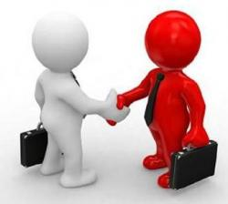 Business clipart business relationship