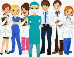 Medical clipart health care provider