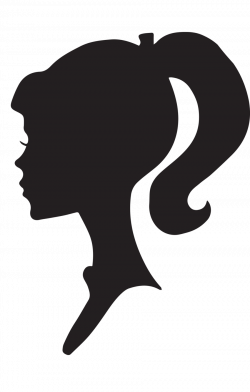 Women clipart profile