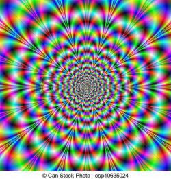 Psychedelic clipart