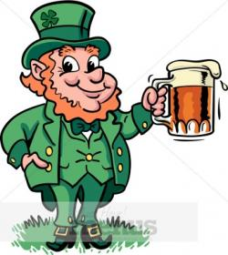 Luck clipart irish pub