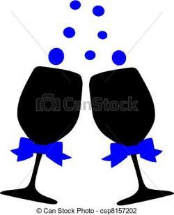 Pub clipart cheer wine