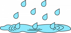 Puddle clipart