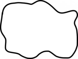 Mud clipart black and white
