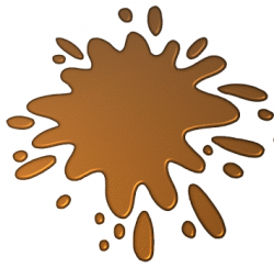 Hut clipart mud