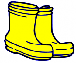 Boots clipart for kid