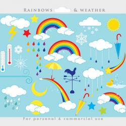 Umbrella clipart wind rain