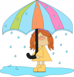 Umbrella clipart rainy season