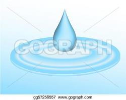 Puddle clipart water drawing