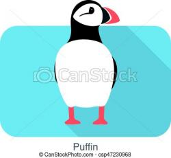 Puffin clipart