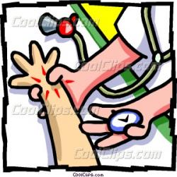 Pulse clipart doctor tool